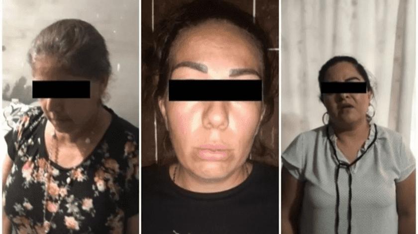 Mamá de 'El Marro' fue detenida legalmente; seguirá en prisión preventiva(La madre de 'El Marro' fue detenida junto a la hermana y prima del líder del cártel de Santa Rosa de Lima)