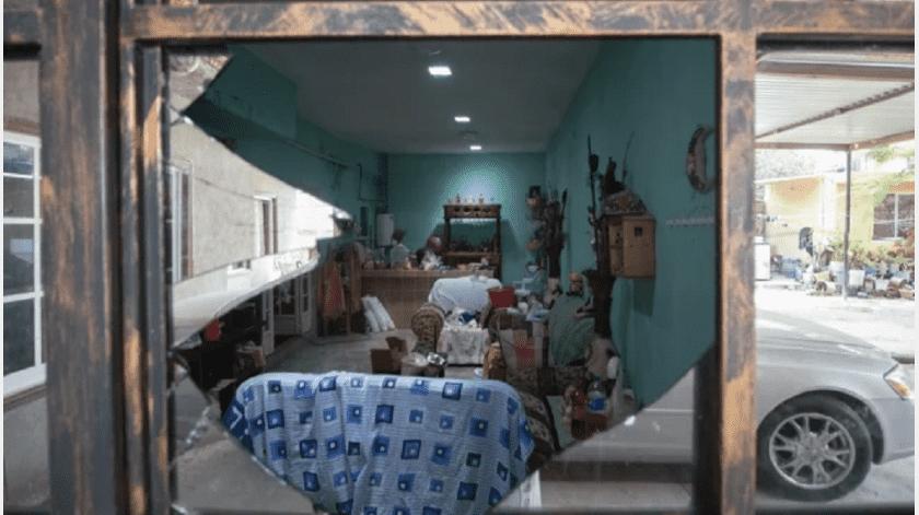 'El Marro': así fue el caótico operativo para detener a su madre(El Universal)