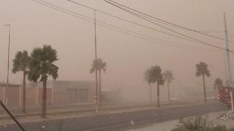 Torreón: Conagua aclara que tolvaneras no son por nube de polvo del Sahara