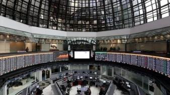 Bolsa mexicana baja 0,81% ante nerviosismo por el impacto de la pandemia