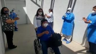 El primer caso, dijo, es una mujer de 57 años, Sandra Luz, quien estuvo hospitalizada durante 10 días, presentó los síntomas mencionados además de dolor de huesos y tos.