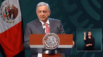 Conferencia matutina de AMLO desde Texcoco