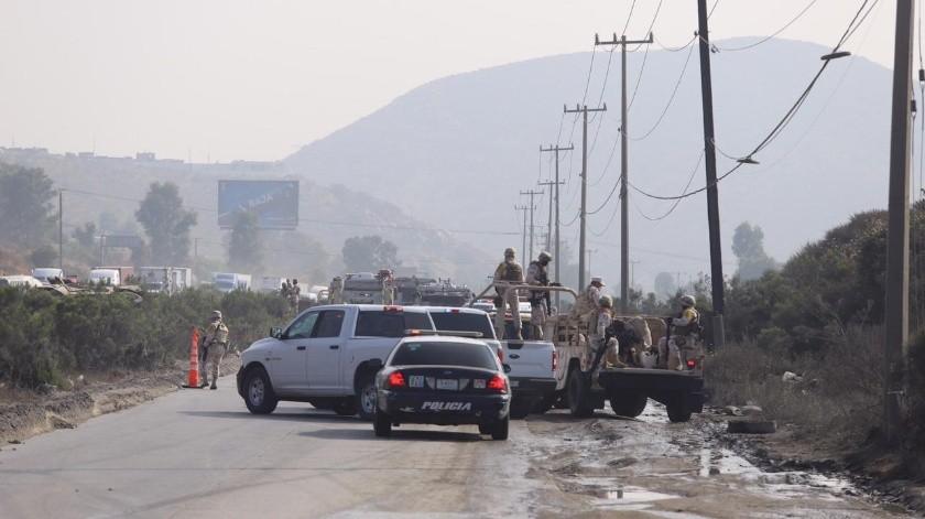 Fallecen 6 militares en volcadura(Gustavo Suárez)