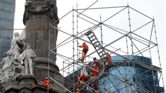 Ángel de la Independencia no sufrió daños tras sismo: Sheinbaum