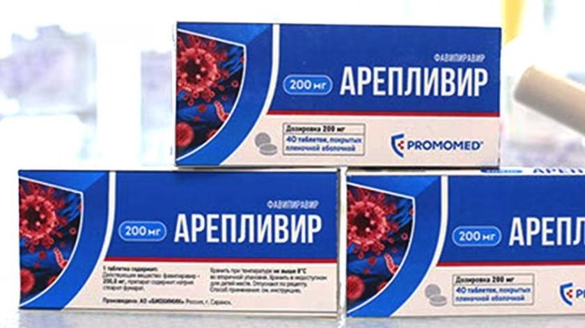 Areplivir recibe aprobación contra el Covid-19 en Rusia(Especial)