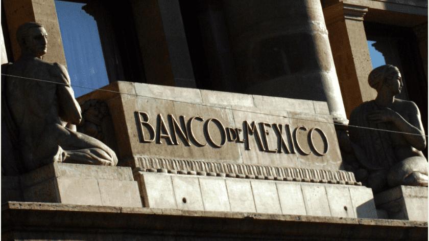 La junta de gobierno decidió por unanimidad disminuir en medio punto el objetivo para la Tasa de Interés Interbancaria a un día, informó el banco central.(Archivo GH)