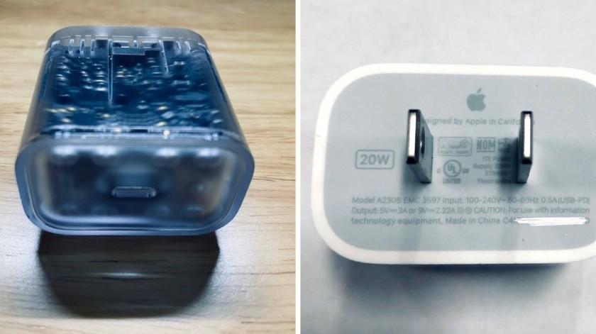 Filtran que el iPhone 12 vendrá con un cargador de 20W