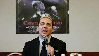 Cristian Castro se confiesa ante la prensa:
