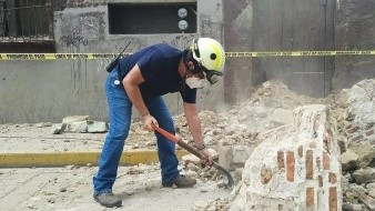 Emiten declaratoria de emergencia en Oaxaca tras sismo
