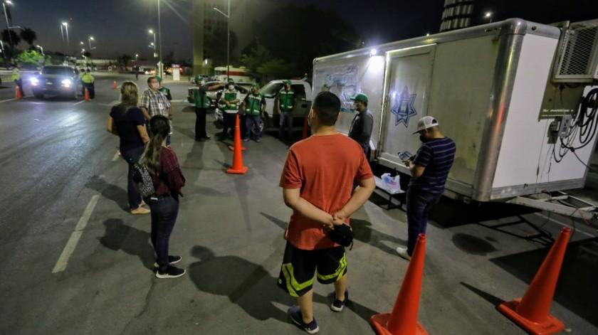 Ayuntamiento de Hermosillo inicia aplicación de pruebas rápidas de Covid-19