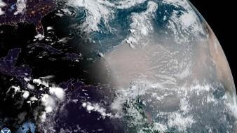 Polvo del Sahara no llegará a la CDMX, explica especialista