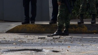 García Harfuch: 'Fuimos cobardemente atacados por el CJNG'