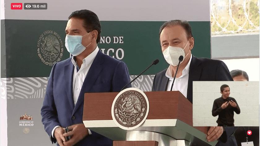 El secretario de Seguridad y Protección Ciudadana del Gobierno de México ofreció una conferencia con detalles sobre el atentado a Omar García Harfuch, jefe de la policía en CDMX.(Especial)
