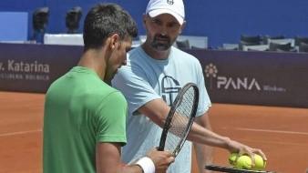Goran Ivanisevic, entrenador de Djokovic, también dio positivo a Covid-19
