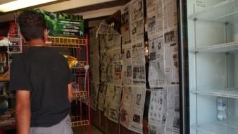 Los comerciantes rechazan rotundamente la prohibición de la venta de bebidas alcohólicas, por ser una medida que afecta al comercio organizado a todo el municipio.