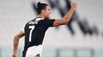 ¡Penaldo! Cristiano marca gol de penal y suma asistencia en la victoria contra Lecce