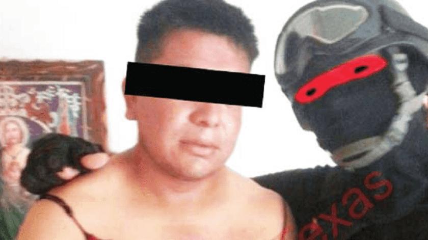 """""""El Marino Loko"""": vestía a narcos con lencería para exhibirlos en redes(Especial)"""