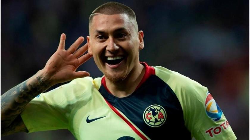América no contará con Nicolás Castillo para el torneo Apertura 2020(EFE)
