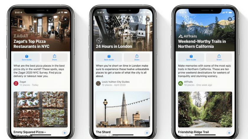 iOS 14 le dará a los usuarios más control sobre sus datos de localización.(Captura)