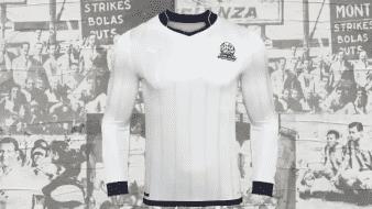 Rayados de Monterrey presumen jersey conmemorativa por su 75 aniversario