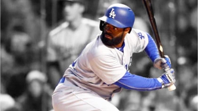 Detienen a pelotero de Dodgers por dormir detrás de una propiedad privada(Instagram @andrew_toles)