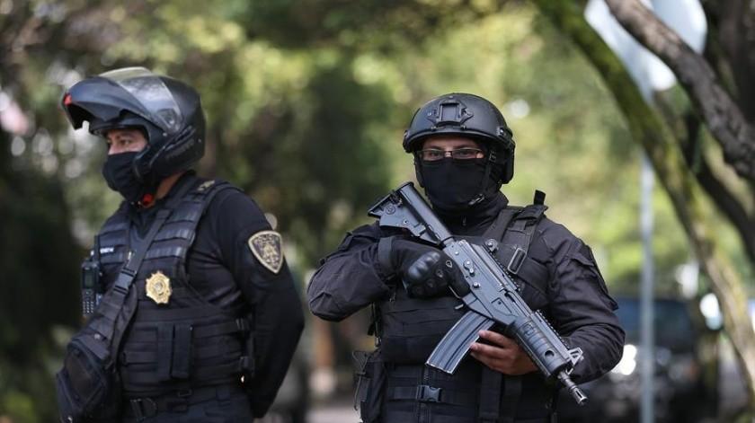 Atentado a García Harfuch: agresores se ocultaron en tres alcaldías(EFE)