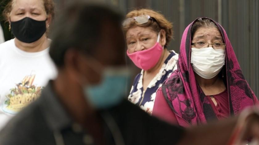 Hasta la fecha, se han reportado más de 10 millones de casos confirmados a nivel mundial.(AP)
