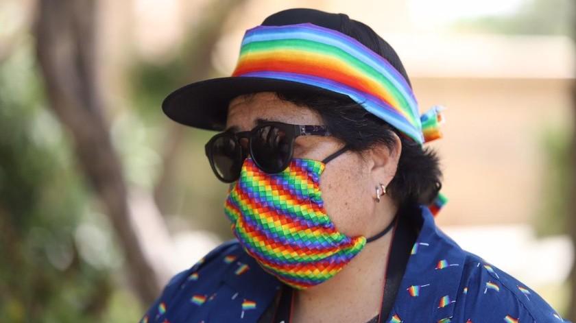 Conmemoran Día del Orgullo LGBT para luchar por sus derechos(Gustavo Suárez)