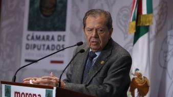 Que se vayan los lambiscones y corruptos: Muñoz Ledo desmiente haber renunciado a Morena