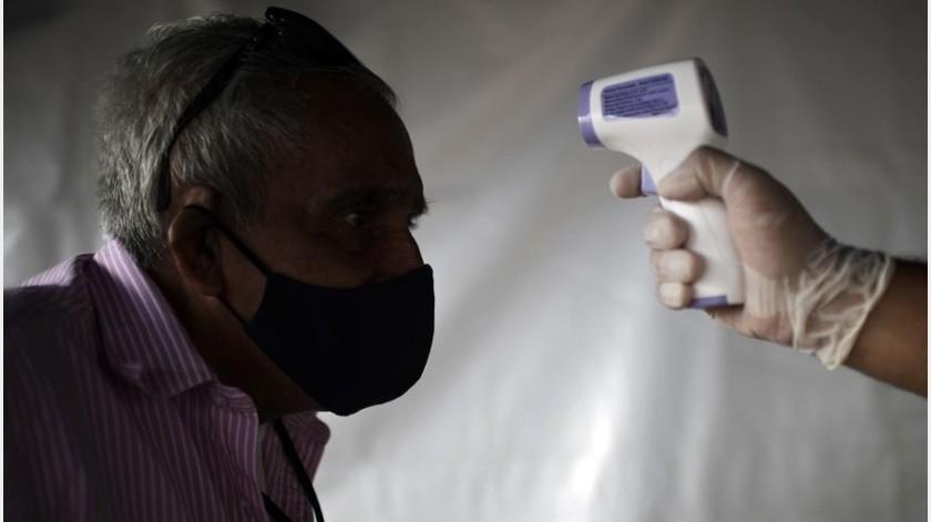 Covid-19: Diez millones de infectados con el virus, confirma OMS(EFE)