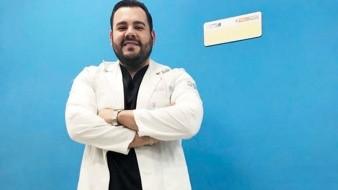 Adrián Valverde Arellano, coordinador de Promoción de la Salud de la Jurisdicción 2.