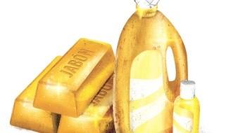 """Se disparó la comercialización de """"desinfectantes, y además de registrar desabasto, subieron sus precios"""", aunque en las últimas semanas se detectó que bajó la demanda."""