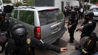 García Harfuch: CJNG se apoyó de tres grupos en atentado