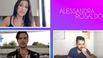 Vadhir Derbez pasó tres semanas en casa de Alessandra y Eugenio.