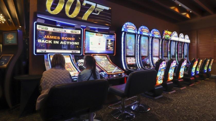 Todos los casinos operan con cámaras, pueden verificar que se cumplan los protocolos sanitarios.