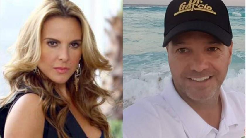 Aseguran que Kate del Castillo también fue violenta con Luis García(Internet)