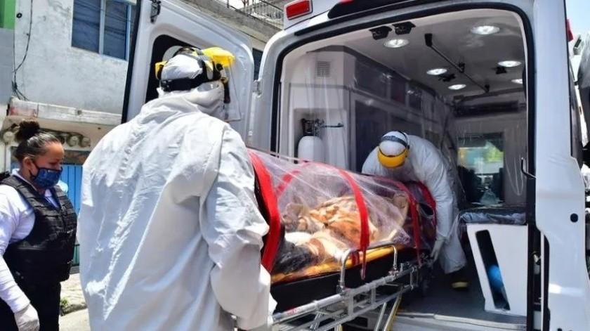 Covid-19 en México: 473 decesos y 3 mil 805 nuevos casos confirmados este día(EFE)