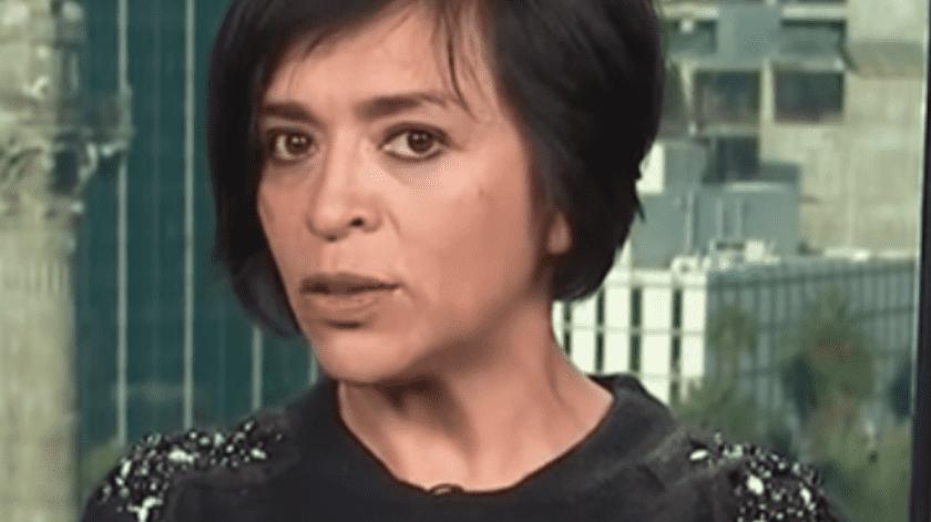 """Atentado contra Omar García Harfuch """"es sospechoso"""": Anabel Hernández; sí hubo amenaza del CJNG a Ebrard y Nieto(Youtube Univision Noticias / Captura de Pantalla)"""