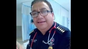Fallece el coordinador de Protección Civil y Bomberos de Puerto Peñasco