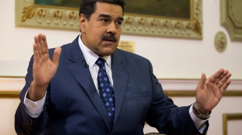 Expulsa Nicolás Maduro a embajadora de la UE en Venezuela(GH)