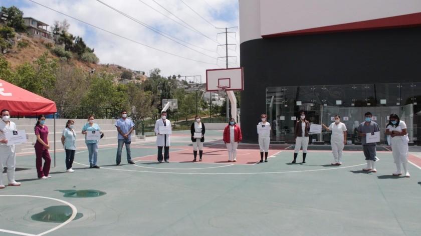 Se despide Médicos Sin Fronteras de Tijuana