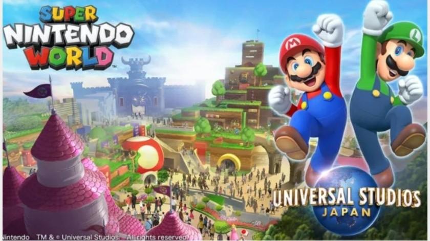 Super Nintendo World retrasa su inauguración hasta 2021 por COVID-19