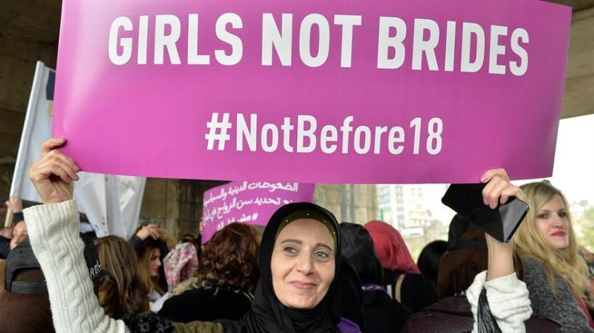 ONU ve posible erradicar matrimonio infantil y mutilación genital en 10 años(EFE)