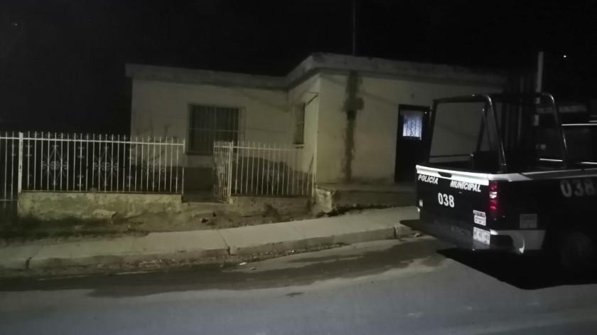 Arrestan a hombre por robo con violencia a vivienda en colonia El Ranchito(Especial)