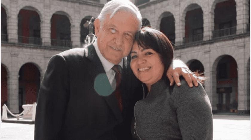 Cofirma Monreal que Nestora Salgado está delicada de salud por Covid-19(Especial)