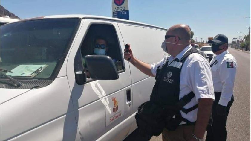 Mario Madueño Tirado fue puesto en cuarentena por sospecha de Covid-19.(Especial)