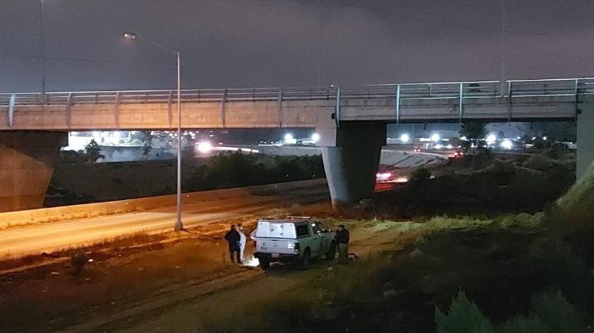Un ejecutado y un embolsado en distintos puntos de Tijuana(Margarito Martínez)