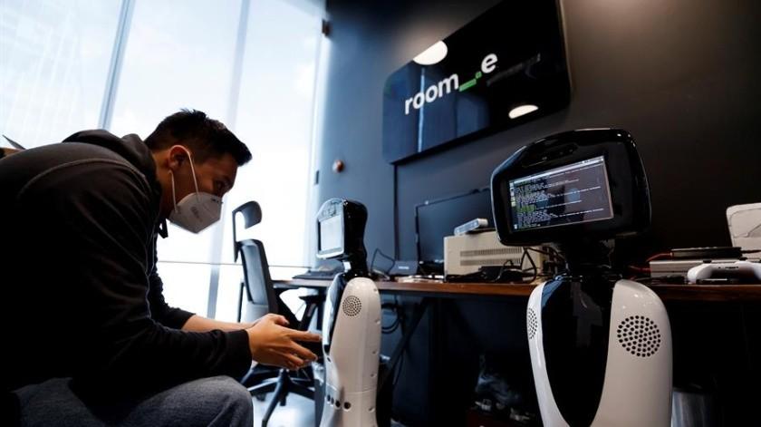 La compañía trabajó con dos infectólogos y se apoyó en tecnología de Intel, que provee soluciones de procesamiento e inteligencia artificial(EFE)