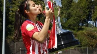 Kenti Robles se irá del Atlético de Madrid al no renovar contrato