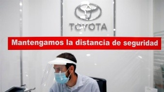 Toyota es la marca de automóvil más valiosa, indica un ranking global